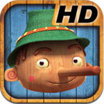 Talking Pinocchio HD for iPad