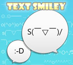 Text Smiley
